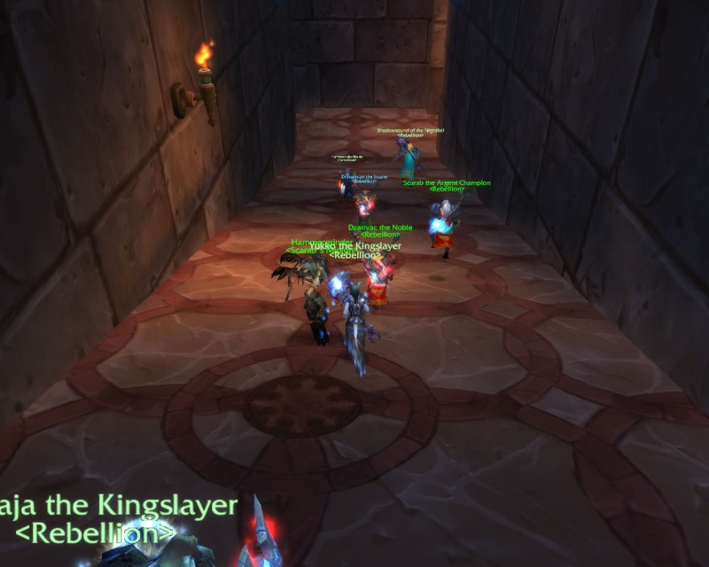 Low level raids events Wowscr25