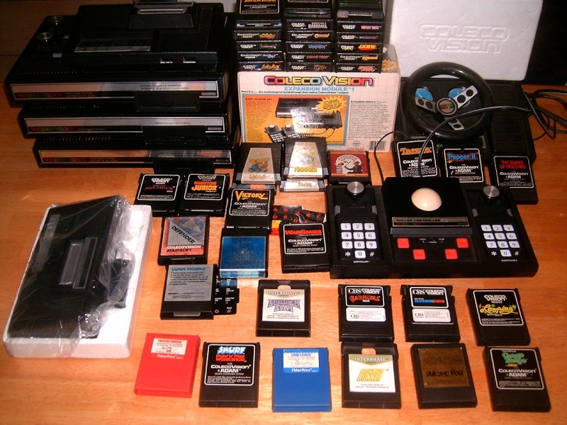 Onthinice's games Coleco10