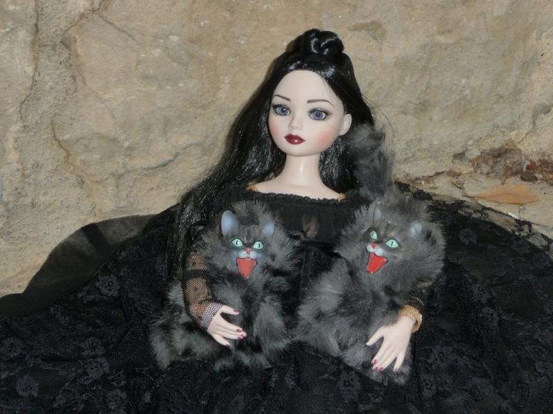 THEME DE NOVEMBRE 2012 : Le Noir , le gothique etc... P1200513