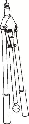 remplacer Pince à douilles taraudées mécanique Outil-10