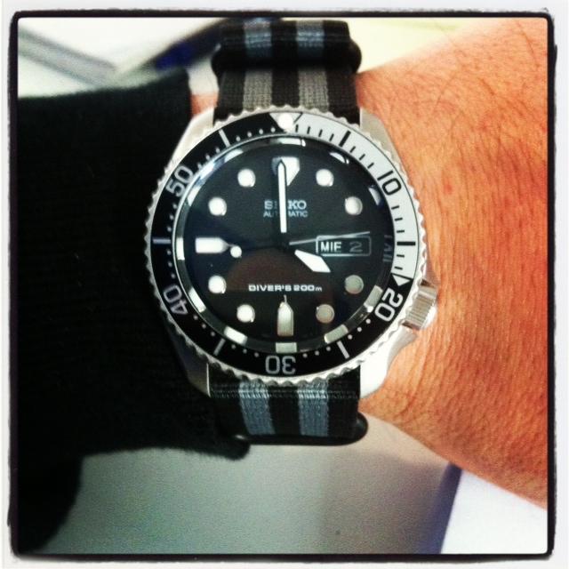 DIVER - customisation de seiko diver's 200 SKX007 - Page 2 Photo_18