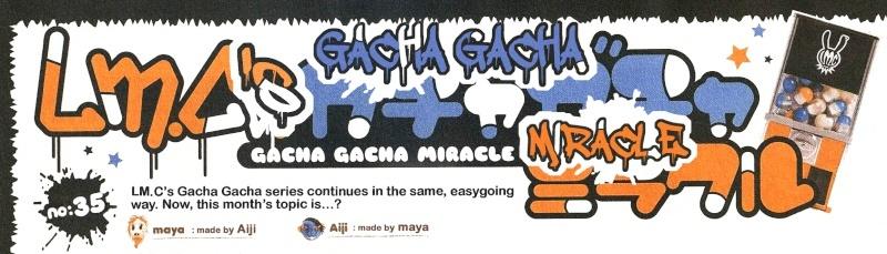 LM.C's GACHA GACHA MIRACLE : no.35 - Happenings on overseas tour - [english] Title10