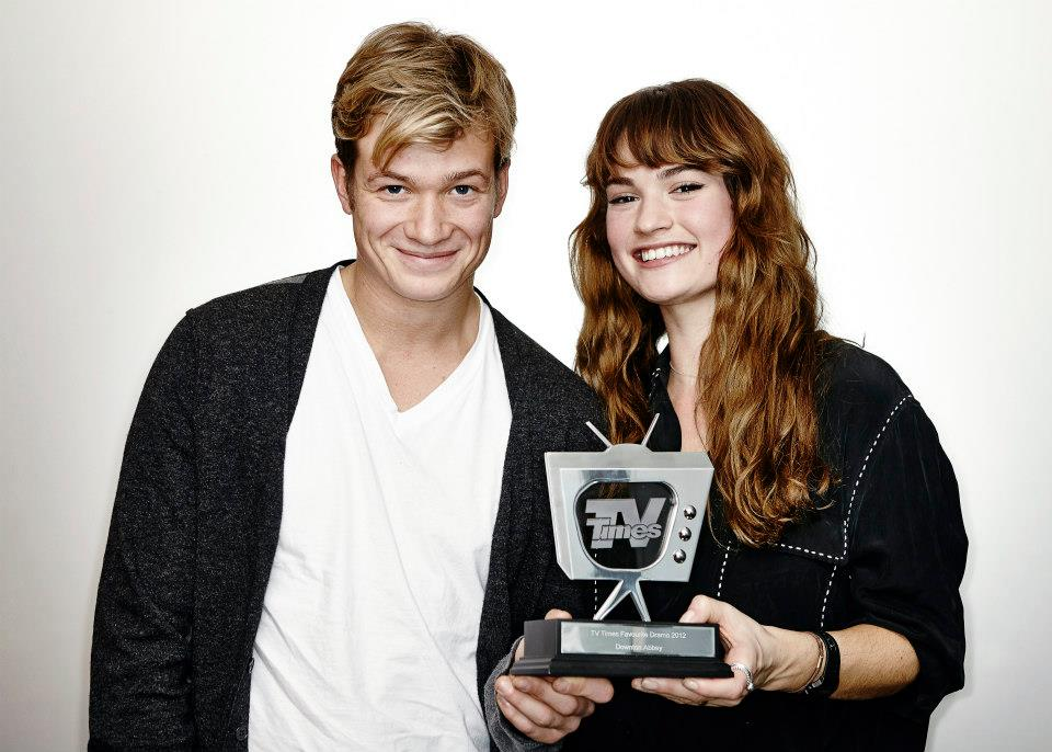 Ed Speleers Awards 45459_10
