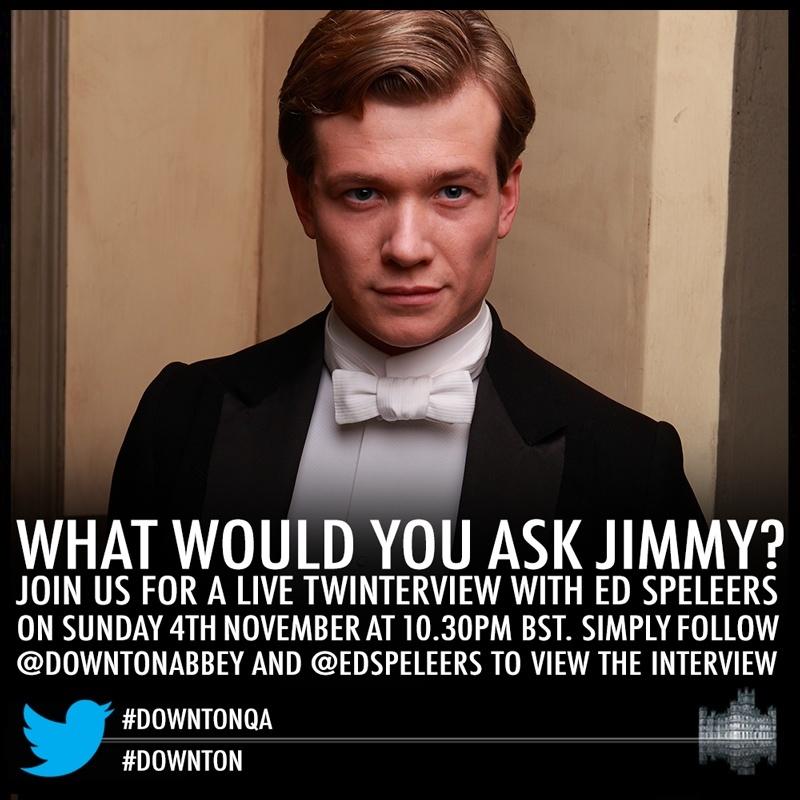 Jimmy Kent - Downtown Abbey Tumblr12