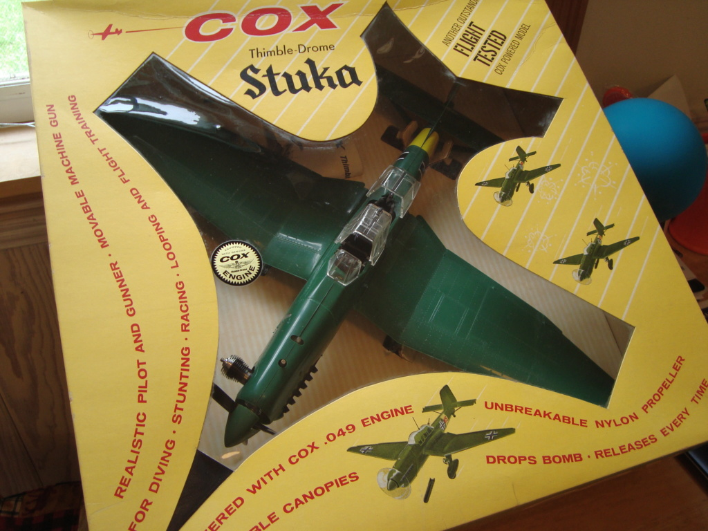 Ju87D Stuka Finally!! Dsc00911