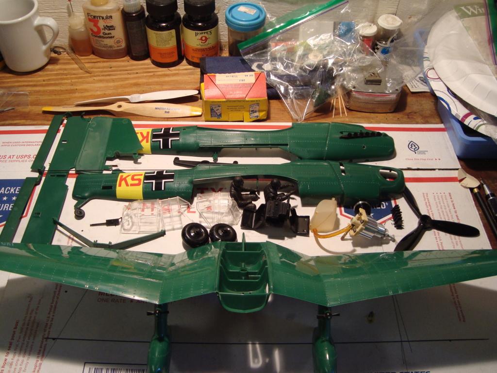 Ju87D Stuka Finally!! Dsc00912