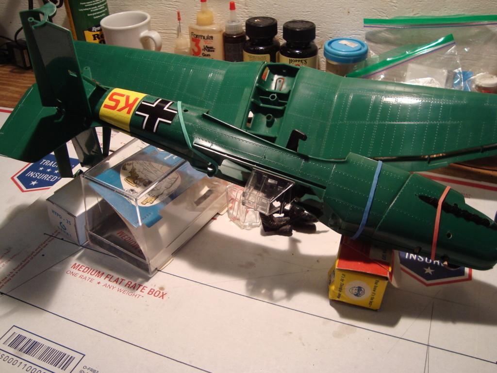 Ju87D Stuka Finally!! Dsc00913