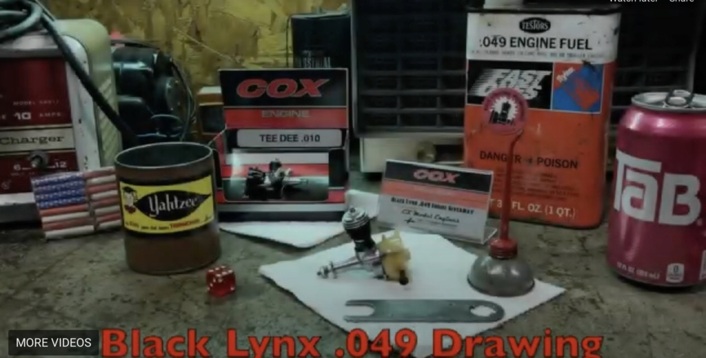 **Black Lynx Engine Giveaway Jan-June 2021** Cox Engine of the Month Jacob210