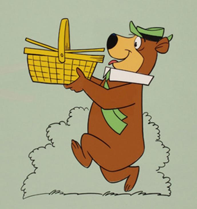 I can't Bear it Yogi210