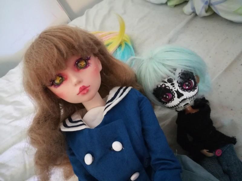 [parabox doll] mes puces :) 20180827