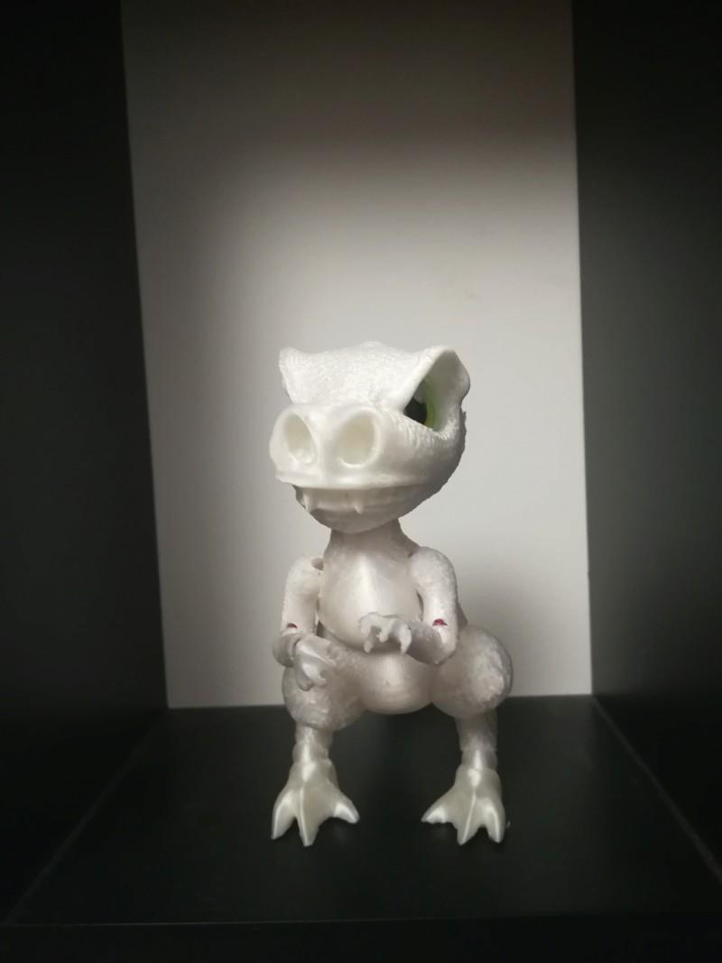 [MissNekotaku]Tiny toons Doll(modélisation et impression 3d) - Page 3 20181213