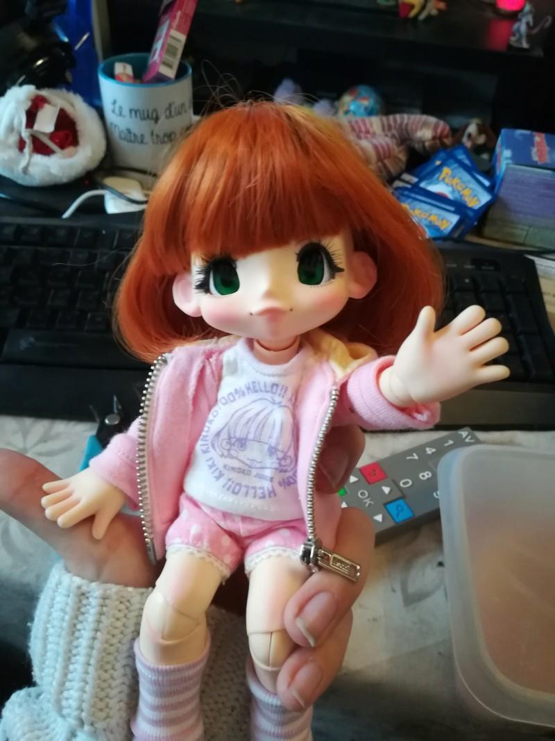 [parabox doll] mes puces :) 20181224