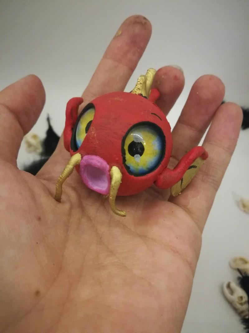 [MissNekotaku]Tiny toons Doll(modélisation et impression 3d) - Page 3 20190118