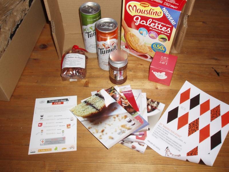 [Cuisine] La mmmbox (rachetée par Eat Your Box en janvier 2013) - Page 9 P1010110