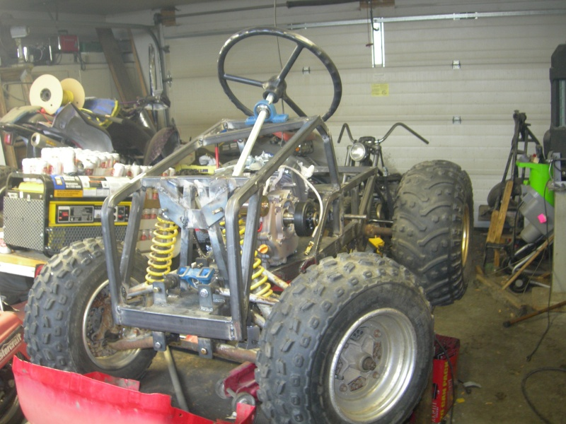 Mastercraft Off road project - Page 2