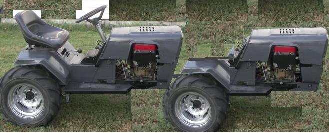 Anyone Thought About Doing A Dual Engine Tractor? Dualen10