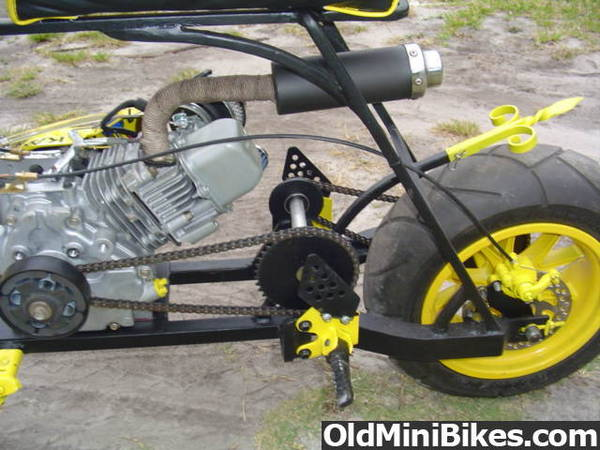 Very fast lawnmower question Yellow10