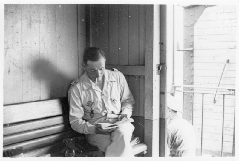 RAFFALLI Barthélémy Chef d'escadron - Commandant du 2e BEP Raffal10