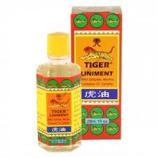 Baume du tigre et huile du tigre Huile_10
