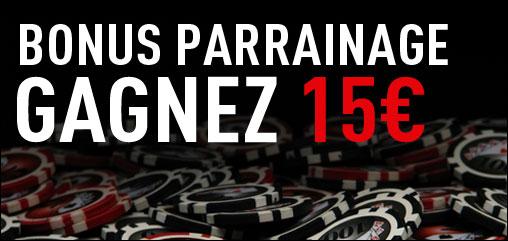 PARTOUCHE - BONUS PARRAINAGE  Promo_10