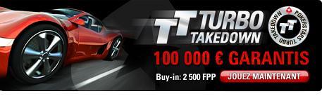 Pokerstars.fr - TURBO TAKEDOWN Turbo-10