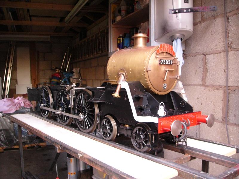 """7/4"""" Gauge Standard Class 5 P1100410"""