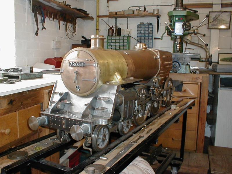 """7/4"""" Gauge Standard Class 5 Pa070010"""