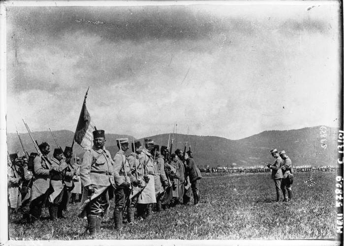 Le front en Alsace entre 1914 et 1918 F1_hig31