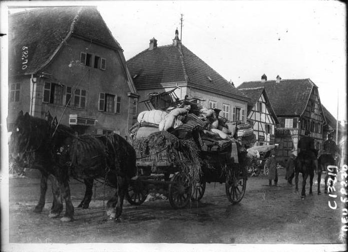 Le front en Alsace entre 1914 et 1918 F1_hig34