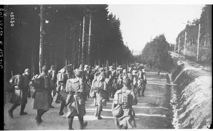 Le front en Alsace entre 1914 et 1918 F1_hig35