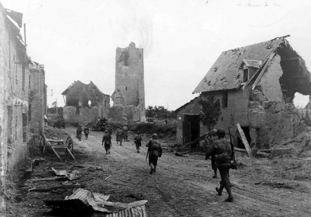 Ma collection sur les objets de la bataille de Normandie.  175-hz10