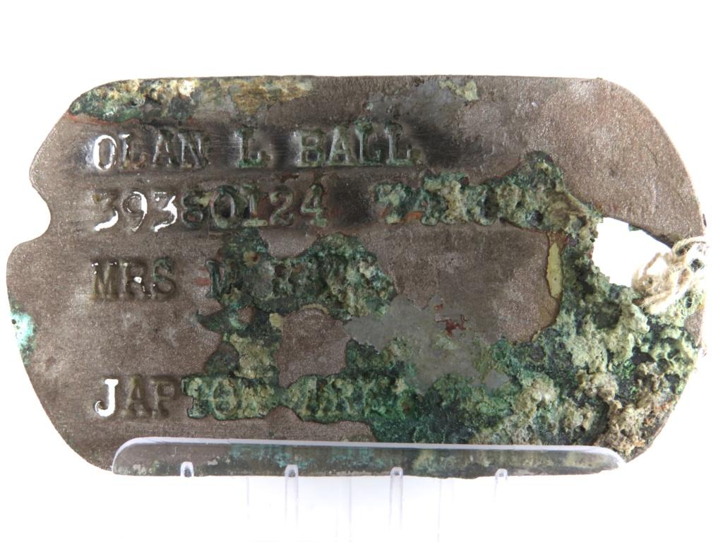 Ma collection sur les objets de la bataille de Normandie.  Fullsi42