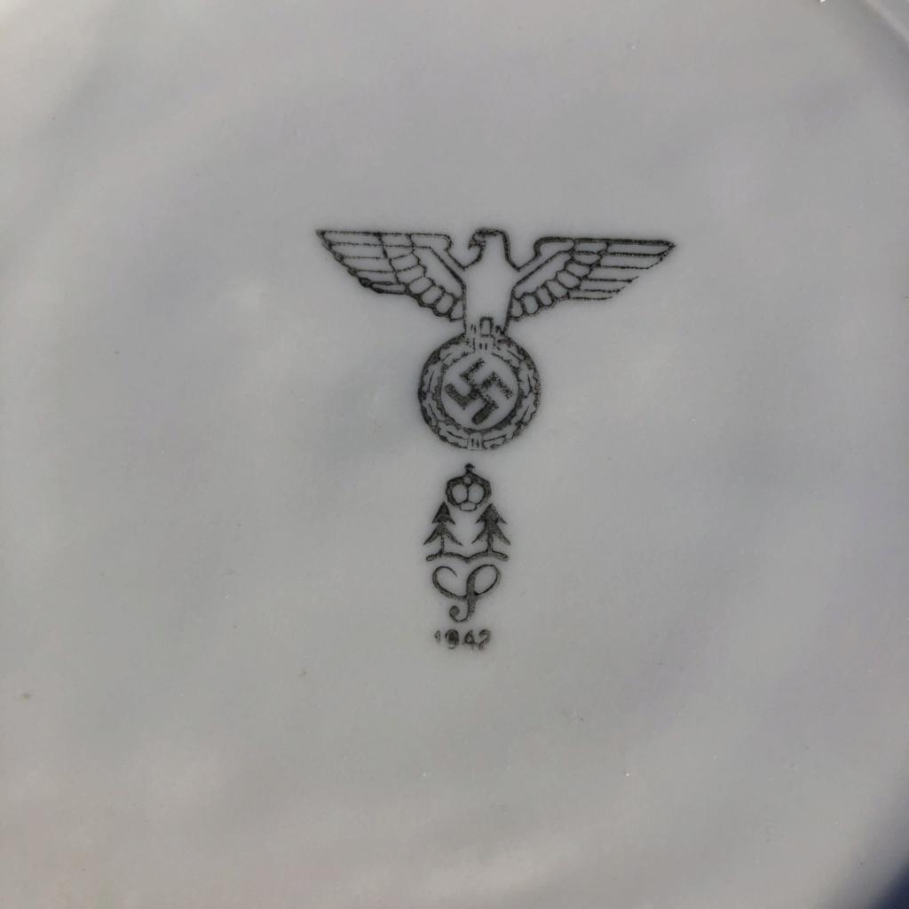 Assiette Allemande 1942 Fullsi56