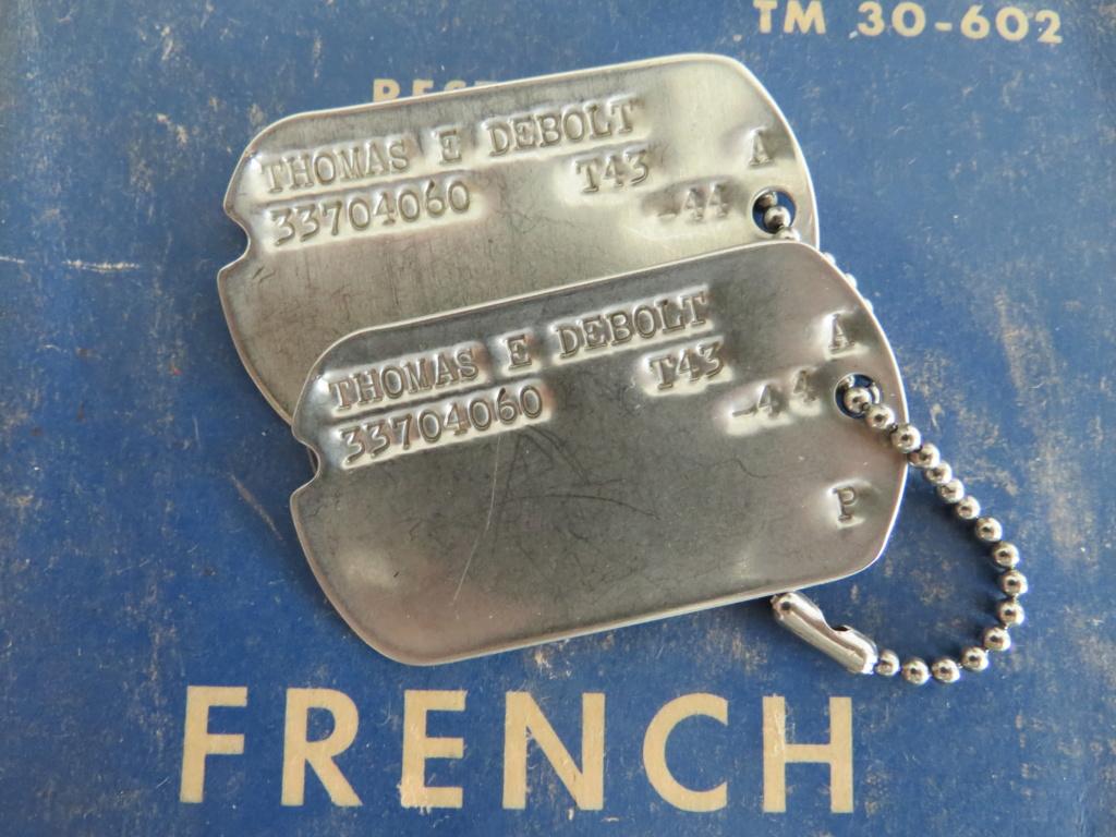 Ma collection sur les objets de la bataille de Normandie.  Img_2247