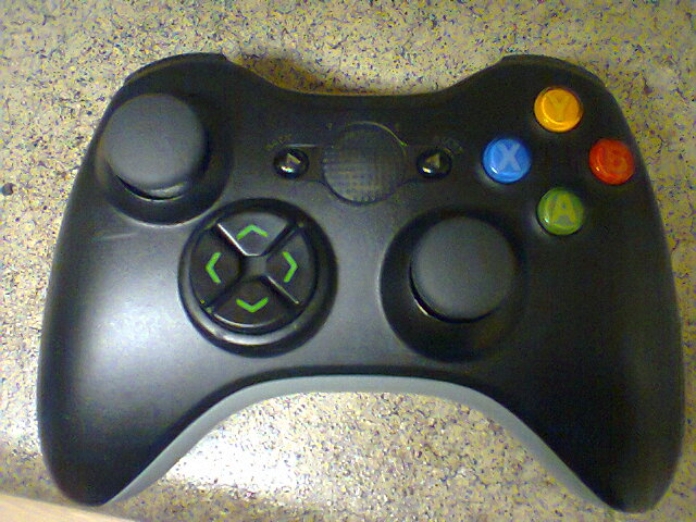 My Xbox and controllers Photo011