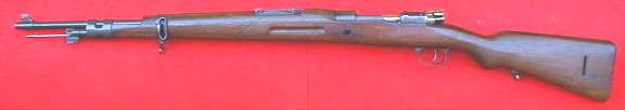 Mauser model 98 inconnue  - Page 2 Espagn10