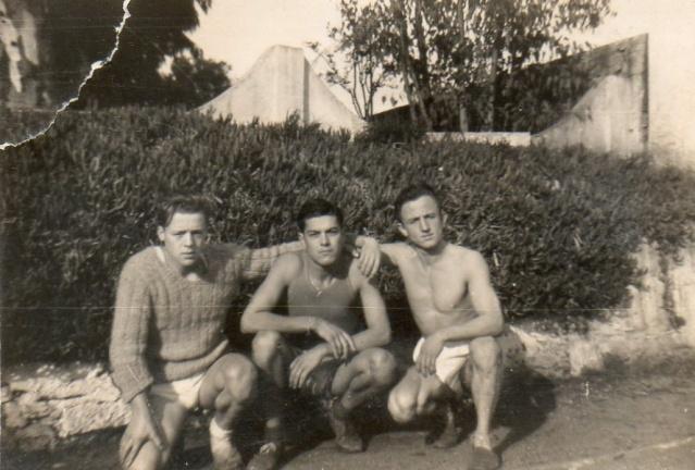 ROUSSEAU Edgard mon père  edgard  en algérie du 1er mai 1946 au 10 juin 1948 Alger_10