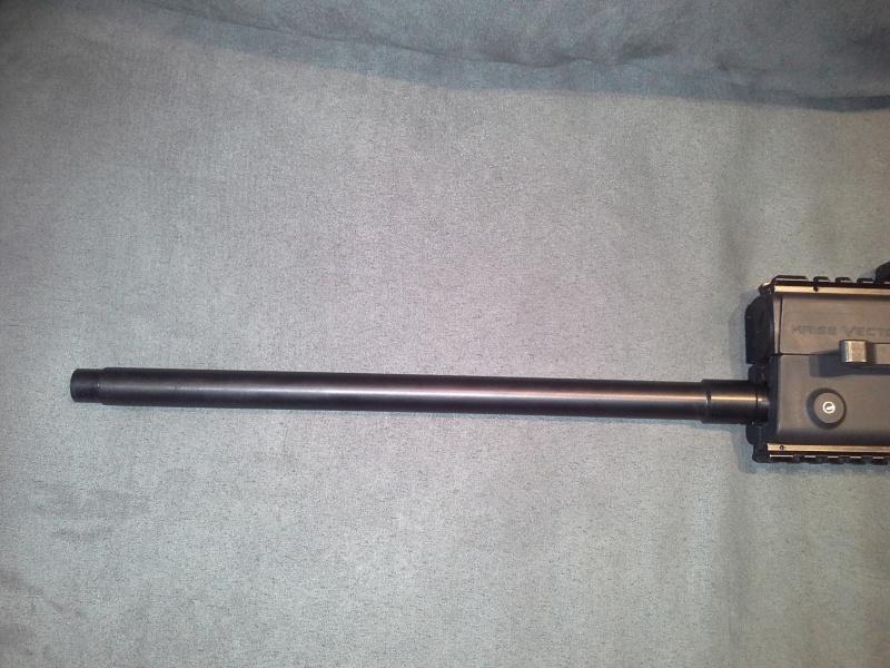 WTB barrel shroud  20121117