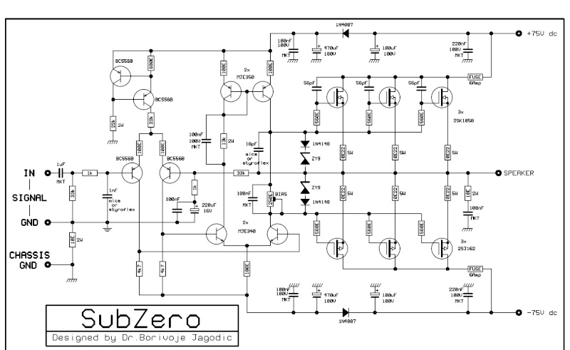 AMPLIFICADOR SUB ZERO Amplif11