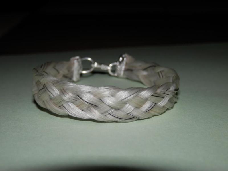Bracelet Crins de cheval Bracel14