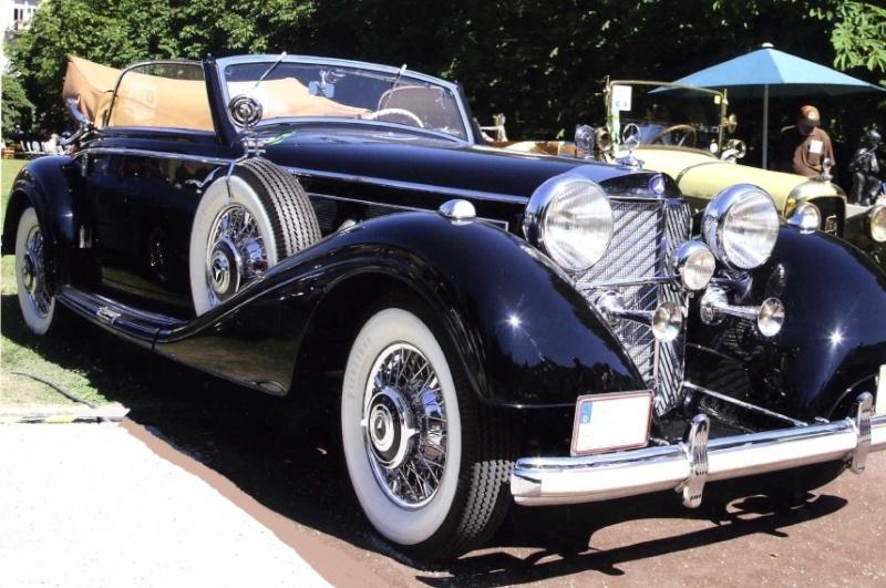 Les Mercedes des années 30/40 11546210
