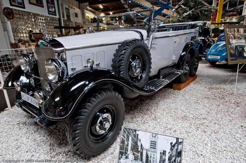 Les Mercedes des années 30/40 G4merc10
