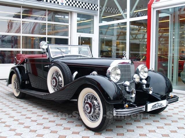 Les Mercedes des années 30/40 Kgrhqq12