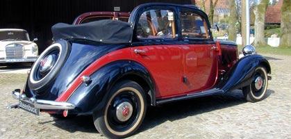 Les Mercedes des années 30/40 Merced13
