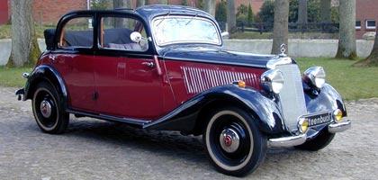 Les Mercedes des années 30/40 Merced14