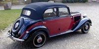 Les Mercedes des années 30/40 - Page 2 Merced15
