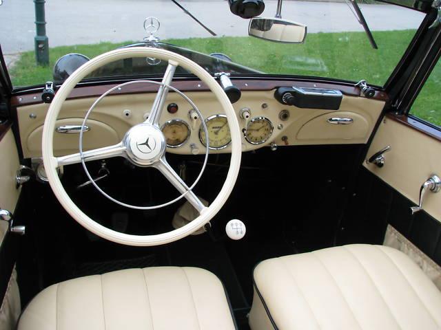 Les Mercedes des années 30/40 S2izgb10