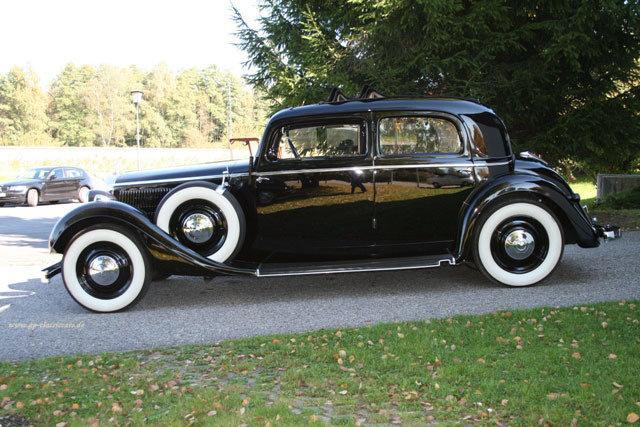 Les Mercedes des années 30/40 Thodeq10