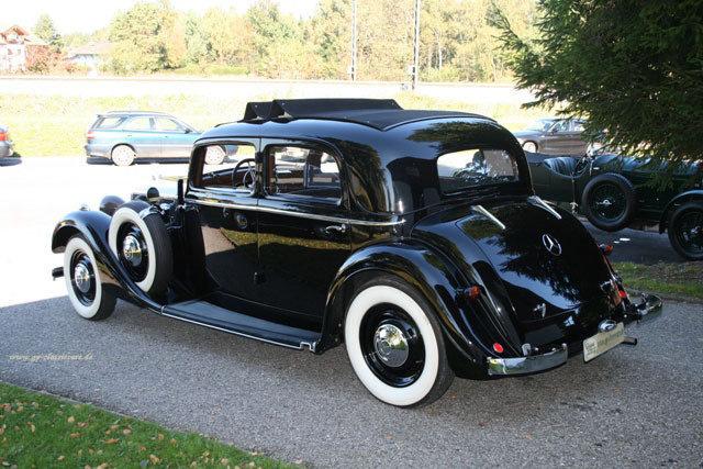 Les Mercedes des années 30/40 Thodew10