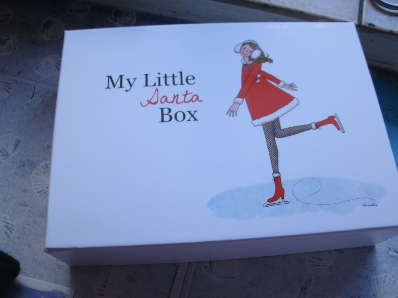 """[Décembre 2012] My Little Box """"Santa Box"""" - Page 14 Gedc1011"""